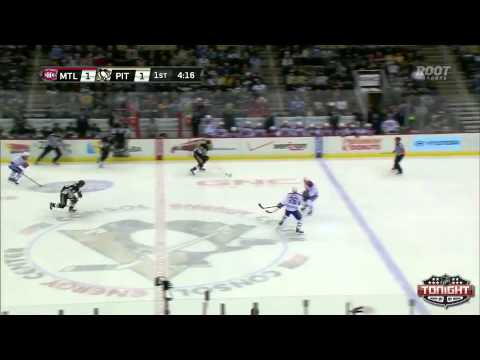 [HD] Montréal Canadiens vs Pittsburgh Penguins | Feb. 27, 2014 | Full Highlights | 2013-14 NHL