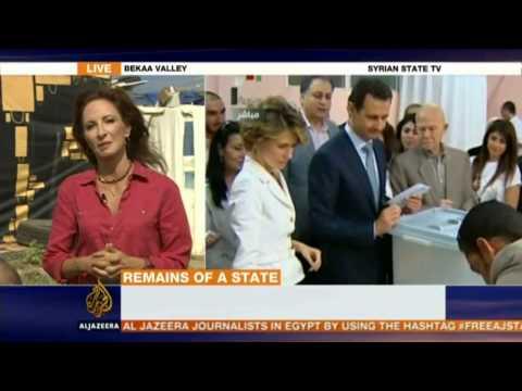 140603 Al Jazeera English   Syria Presidential Elections