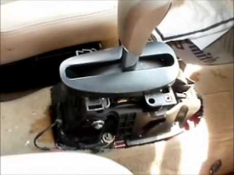 2006 Impala Shifter Problems Youtube