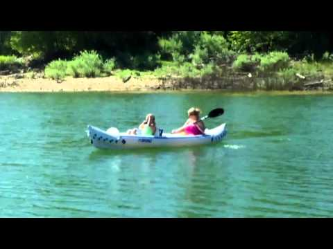 KAYAKING EMIGRANT LAKE ASHLAND MEDFORD OREGON