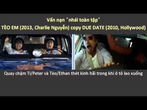 Tèo Em full hd bản bóc mẽ phim Tèo Em (2013) copy Due Date (2010) - Nhái toàn tập cực hài