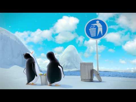 Eskimáčka - Séria 3 - 5 - Tučniaky