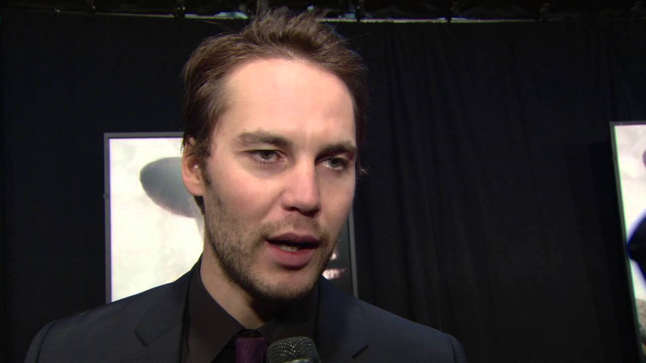 Survivor taylor kitsch quot mike murphy quot nyc premiere interview youtube