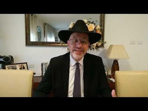 La Grandeur du Rabbi de Loubavitch  pour Elyahou Meslati une grande réussite   en l honneur du Rabbi