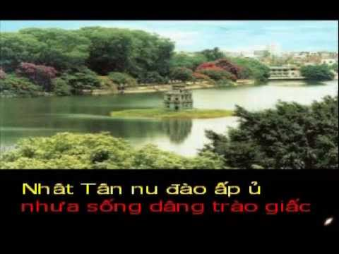 HA NOI THAN YEU - Tho NINA NGUYEN - Pho nhac HAI ANH karaoke khong loi