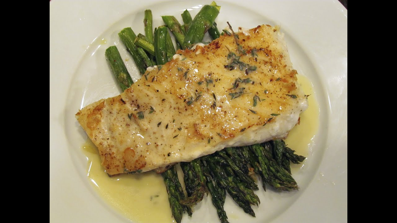 pan seared halibut recipes - photo #2