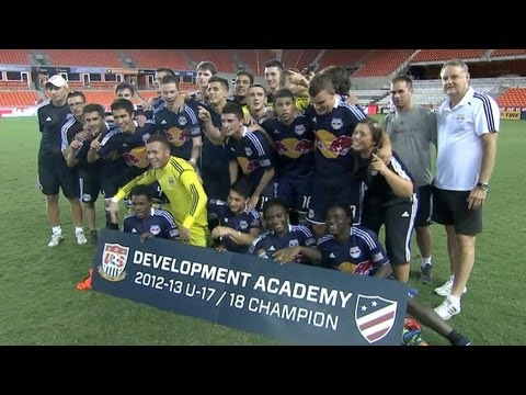 2013 Development Academy U-17/18 Championship: Shattuck-Saint Mary's vs. New York Red Bulls