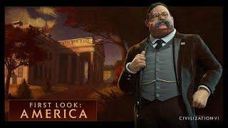 Sid Meier's Civilization VI - America