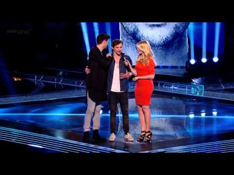 The Voice UK 2012 - Results Live Show 5  - Full Episode 16