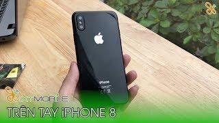 XTmobile |Trên tay iPhone 8 (iphone X) trước giờ G