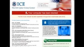 """How To Remove """"The ICE Cyber Crime Center, Your Computer"""