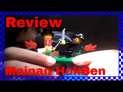 Fadel Toys Review Mainan Hokben (hoka Hoka Bento)