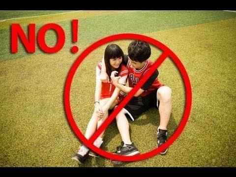 Tình Cảm Học Trò Bị Cấm tại Trung Quốc | Trung Quốc Không Kiểm Duyệt