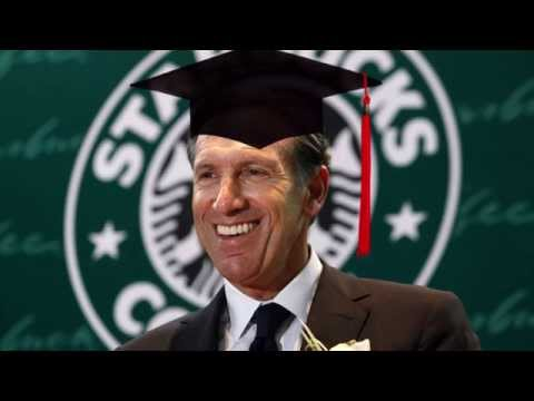 Starbucks Sends All Employees To College For Free