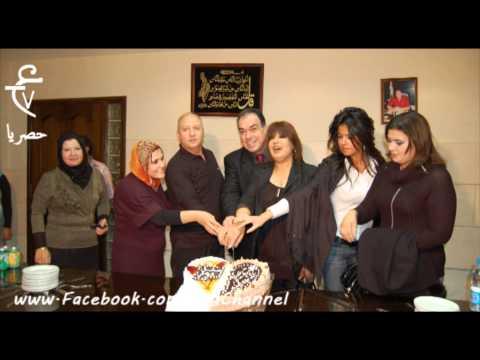 شوف بنت فيفى عبده خريجة الجامعة الامريكية زى القمر