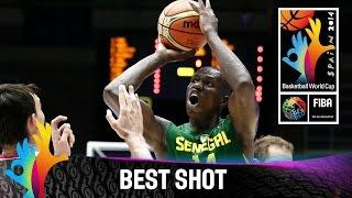 Croatia v Senegal - Best Shot - 2014 FIBA Basketball World Cup