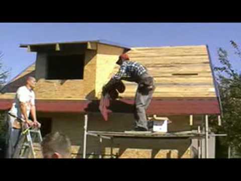 Domek z drewna 25 m2