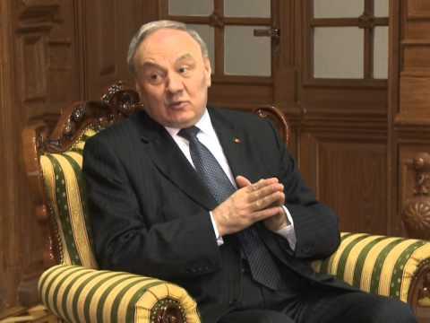 2014 02 11 Întrevedere cu ministrul Apărării al Republicii Elene, Dimitris Avramopoulos
