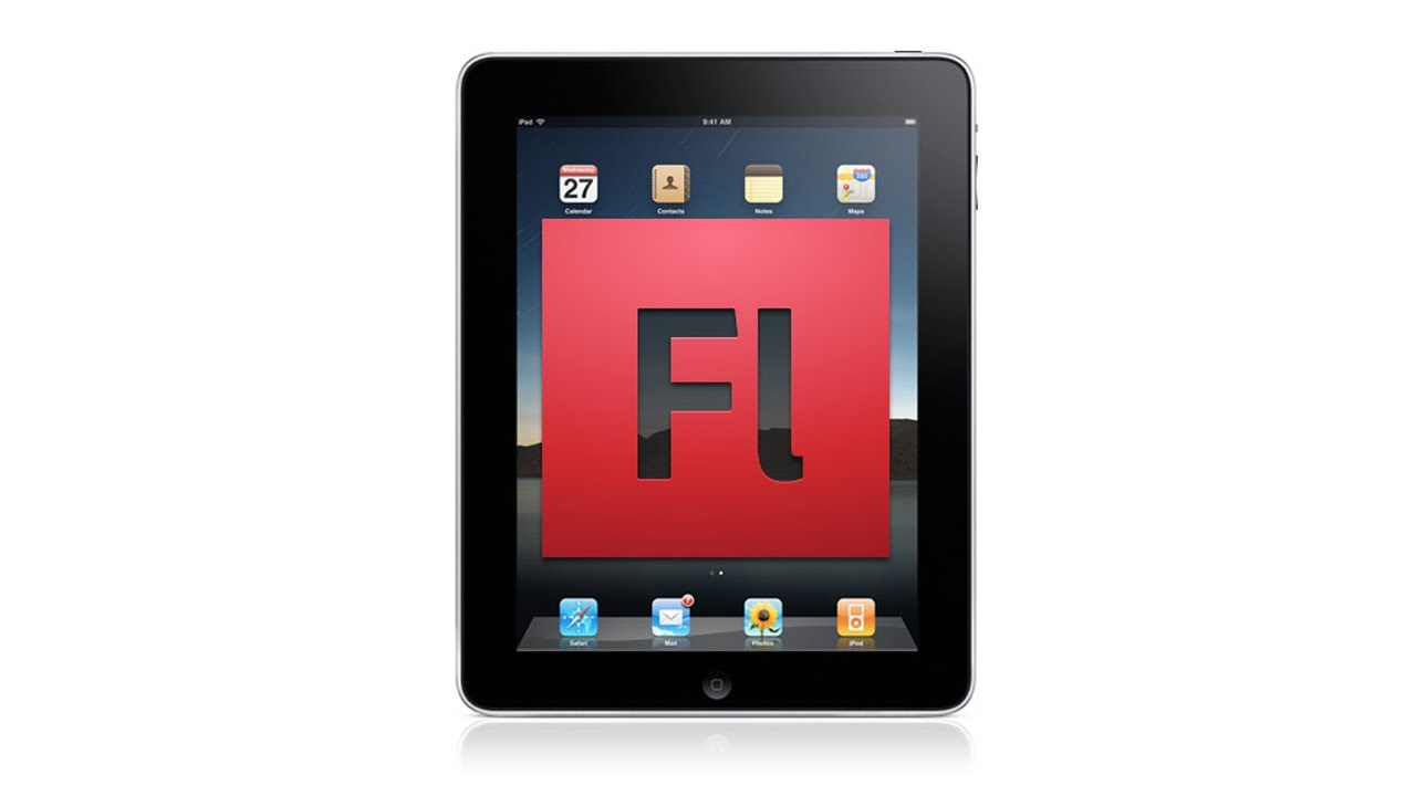 how to use adobe on ipad 2