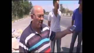 Manisa'da Babasını Kaybeden Sürücü Sinir Krizi Geçirdi