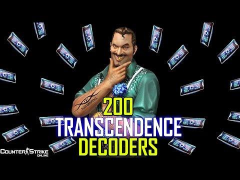 200 TRANSCENDENCE DECODERS (CSO Korea vs Taiwan)