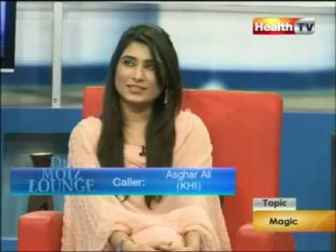''Dr Moiz Lounge'' Topic   MAGIC part 2 4 10 SEP 12