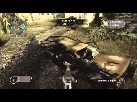 Bury Runs Ep 2 Old School Free Run (CoD4) (XB360)