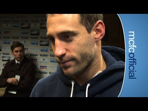 PABLO ON SAMIR'S INJURY Newcastle 0-2 City Pablo Zabaleta reaction