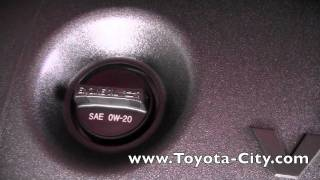 2011 Toyota Corolla Under The Hood How To By