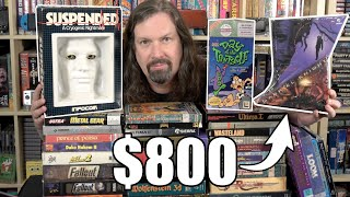 Stupidly Expensive Big Box PC Games - $800 Sealed?!?
