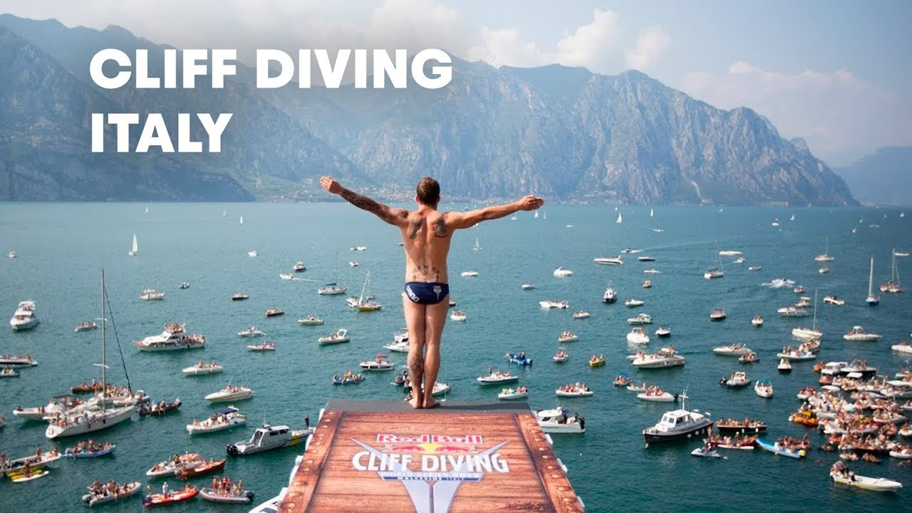 Cliff diving in italy highlights red bull cliff diving world series 2013 youtube - Highest cliff dive ever ...