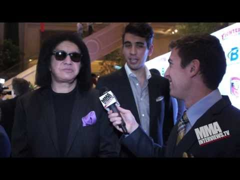 Gene Simmons talks about Rock n Roll Hall of Fame, Kiss world tour, says Brock Lesnar will return,