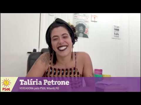 [Talíria Petrone | Vereadora pelo PSOL Niterói/RJ]