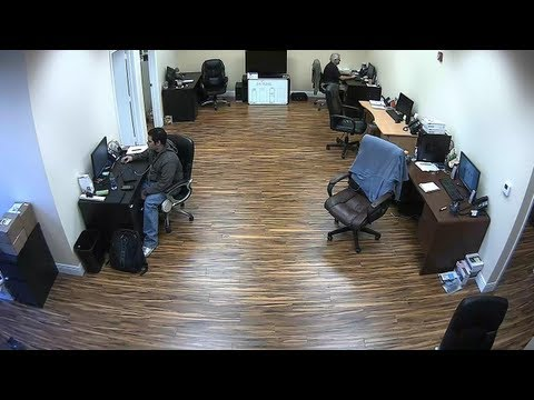 HD-SDI CCTV Camera Full 1080p Resolution Video Sample