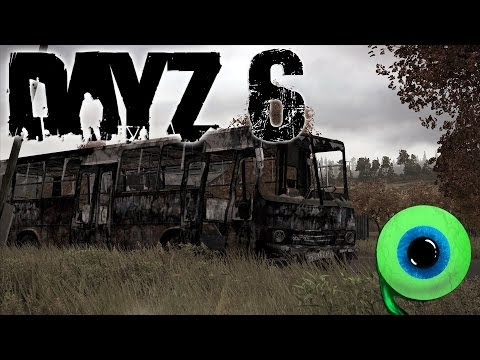 DayZ Standalone - Part 6 | SO MANY ENCOUNTERS | LOTS OF DEATH