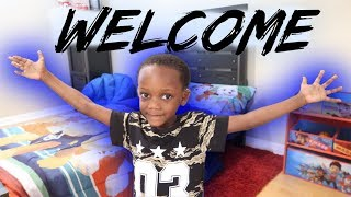 Super Siah New Room Tour