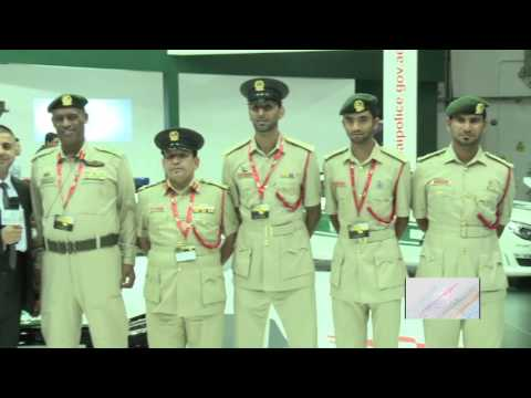 HKSZ TV VISION DUBAI ARABIA WITH MR NASIR Dubai Police