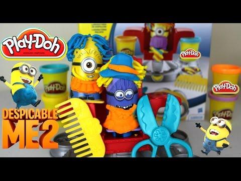 Plastilina Play Doh Despicable Me Minion Disguise | Juguetes Play Doh en Español
