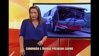 Assista ao Jornal da Alterosa 1� Edi��o - 21/10/2014