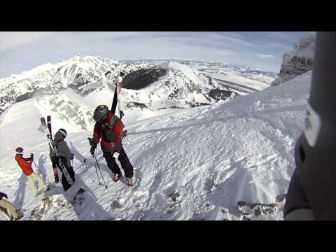 THE HIKE - Jackson Hole Backcountry 2013