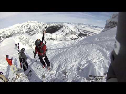 THE HIKE - Jackson Hole Backcountry 2013