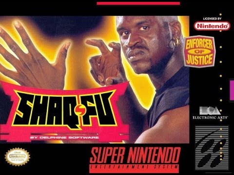 Shaq Fu (Snes) FULL soundrack