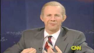 Dana Carvey Show Ross Perot Larry King Debate W/ Ellen