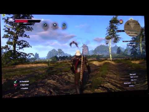 Witcher 3 AMD FX-8320 Asus Strix GTX970