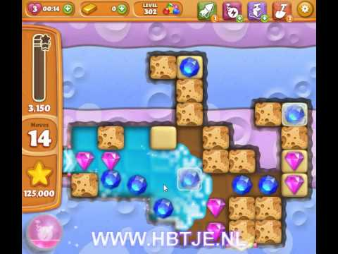 Diamond Digger Saga level 302