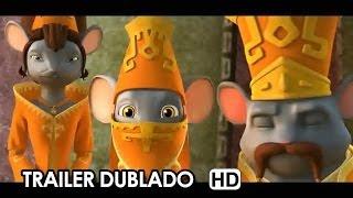 Rodência E O Dente Da Princesa Trailer Dublado (2014) HD