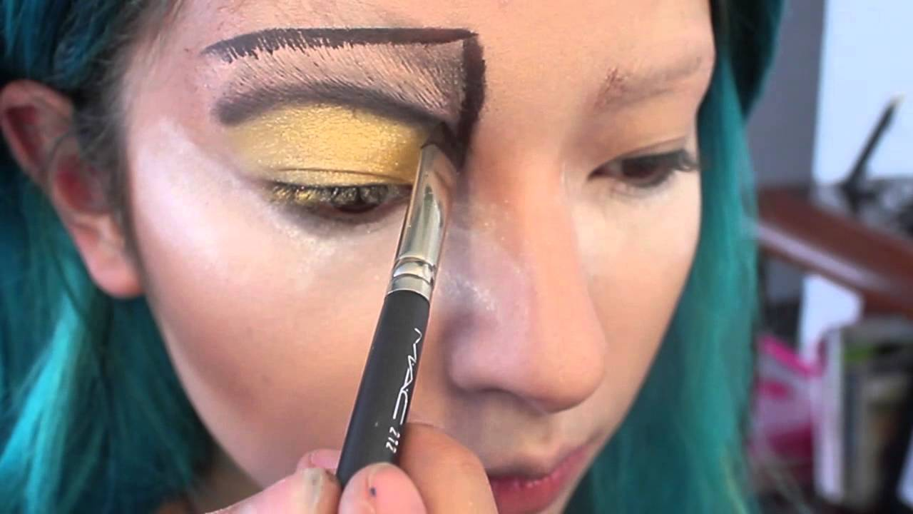 TUTORIAL MAQUILLAJE DRAG DIA DEL ORGULLO  DRAG MAKEU