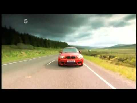 Tiff Needell BMW 1 Series M Coupe  Fifth Gear - BMW Agulhas Negras
