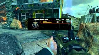 Call Of Duty : Black Ops 2 Nuketown Zombies Tips And
