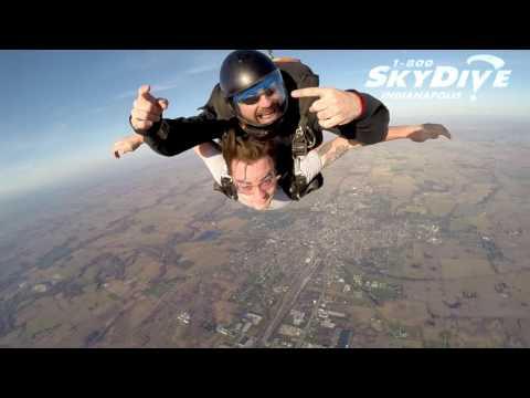 Jake Rasmussen's Tandem skydive!
